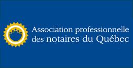 Association Professionnelle des notaires du Québec