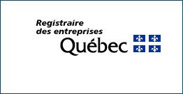 Registre des entreprises du Québec